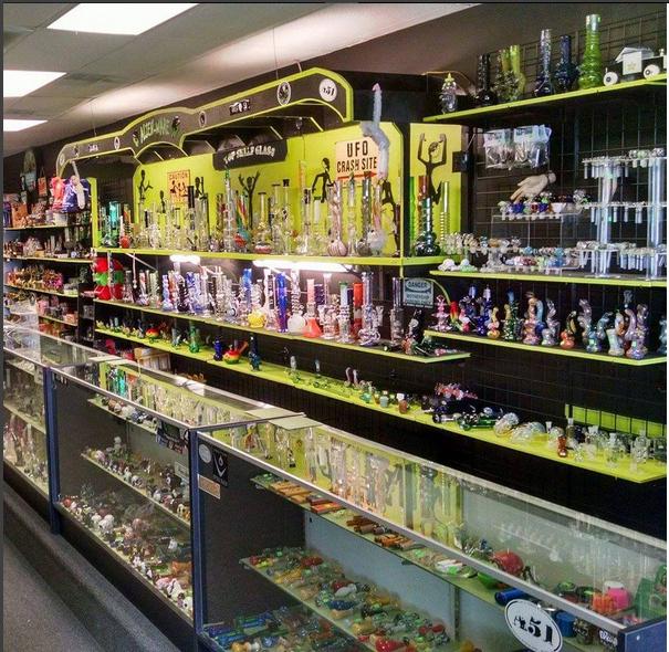 Area 51 Tobacco & Novelties - Glass, Vapes, Pipes